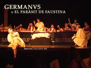 Germanvs o el parásit de Faustina